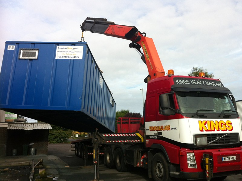 Self Loader -Tractor Unit