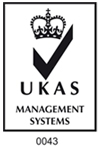 UKAS MANAGEMENT SYSTEM 0043