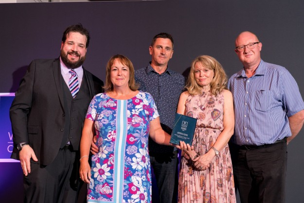 Commercial Training Employer of the year 2019