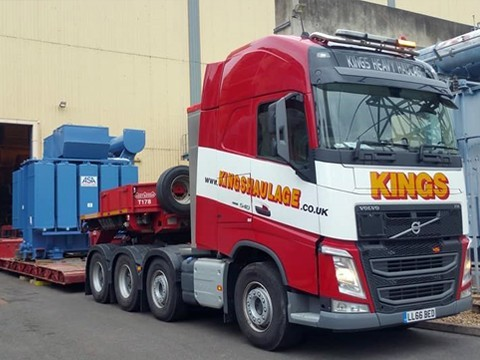 Low Loaders